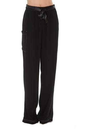 MM6 Maison Margiela High Waist Trousers