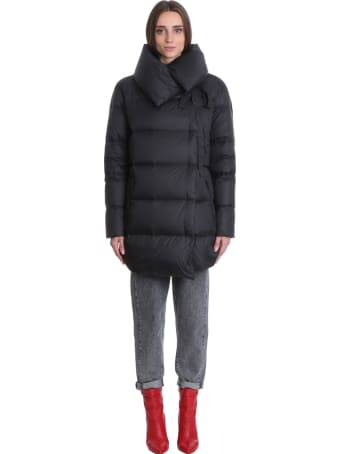Bacon Puffa 75 Clothing In Black Polyester