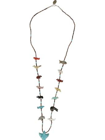 Jessie Western Paem Hector Goodluck Necklace