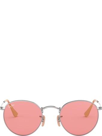 Ray-Ban Ray-ban Rb3447 Silver Sunglasses
