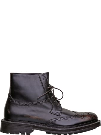 Hundred 100 Hundred 100 Dark Brown Ankle Boot