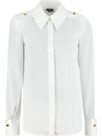 Elisabetta Franchi Celyn B. Georgette Shirt