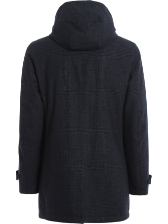 Herno Trench Wool