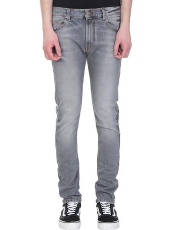 Danilo Paura Skinny Grey Denim Jeans