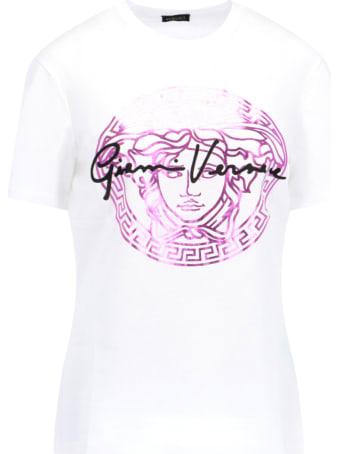 Versace Medusa Signature T-shirt