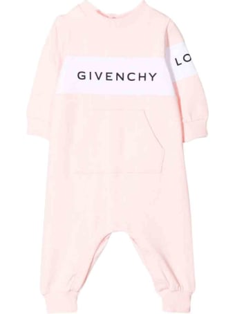 Givenchy Newborn Baby Pink Suit