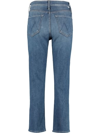 Mother The Tomcat 5-pocket Jeans