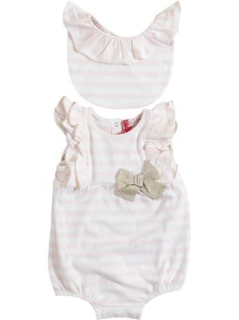 Lili Gaufrette Newborn Two-pieces Set