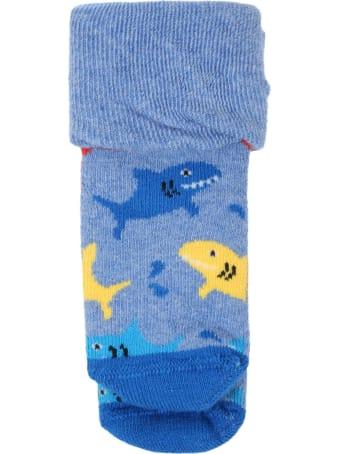 Happy Socks Multicolor Set For Babyboy