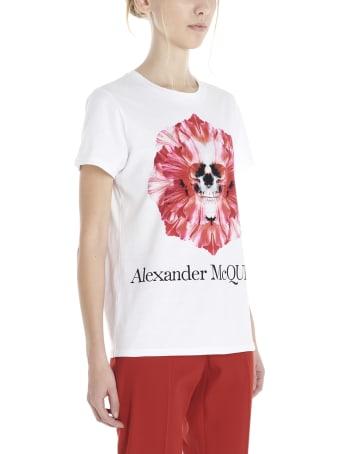 Alexander McQueen 'skull' T-shirt