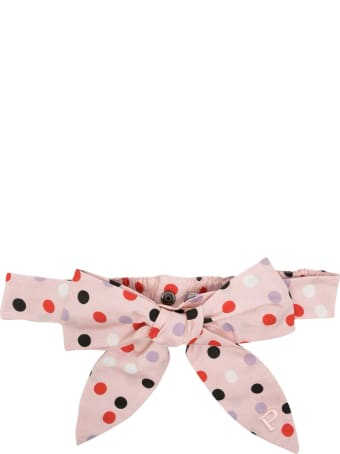 Philosophy di Lorenzo Serafini Kids Polka Dot Belt