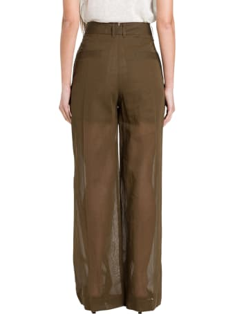 Eudon Choi Carmela Wide Trousers