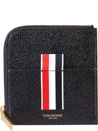 Thom Browne Zipped Wallet