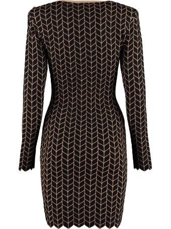Elisabetta Franchi Celyn B. Knitted Dress