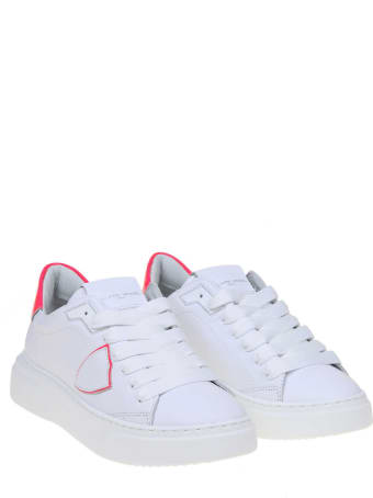 Philippe Model Sneakers Temple Leather