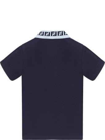 Fendi Kids Polo Shirt