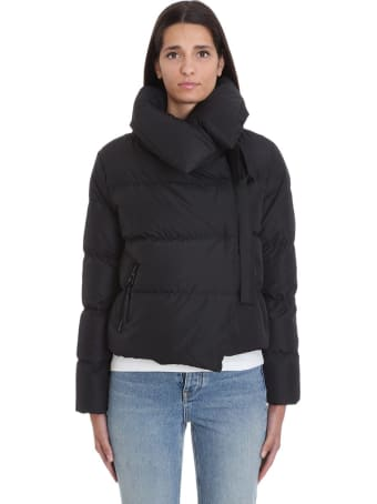 Bacon Puffa Clothing In Black Polyester