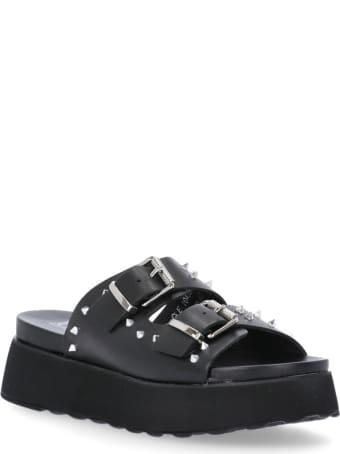 Cult Leather Janis Slipper