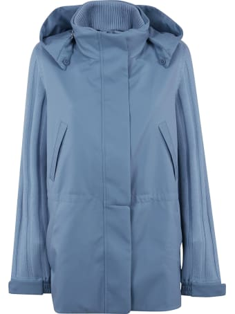 Loro Piana High-collar Zipped Jacket