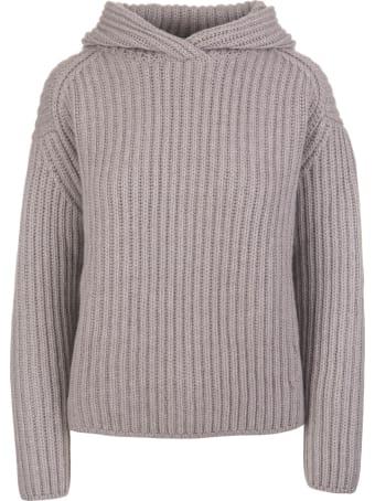 Fedeli Grey Ginestrino Woman Sweater