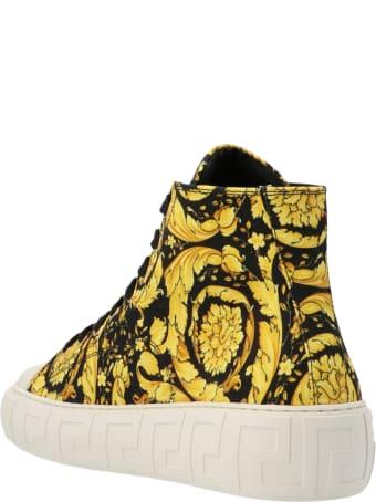 Versace 'vulcanized Barocco' Shoes