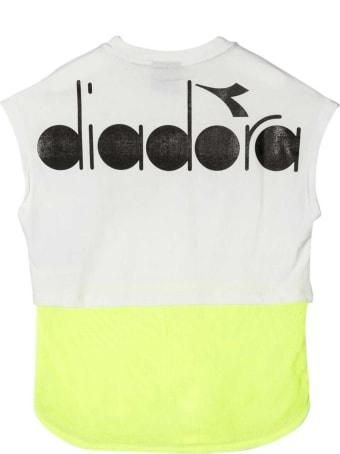 Diadora Teen Top With Print