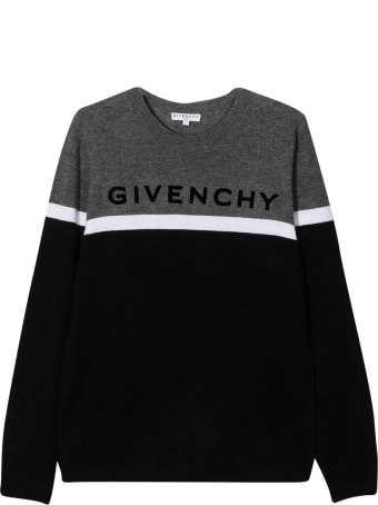 Givenchy Gray Sweater Teen
