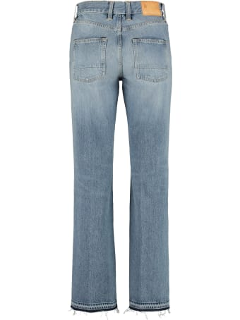 Golden Goose Ava Five Pocket Straight-leg Jeans