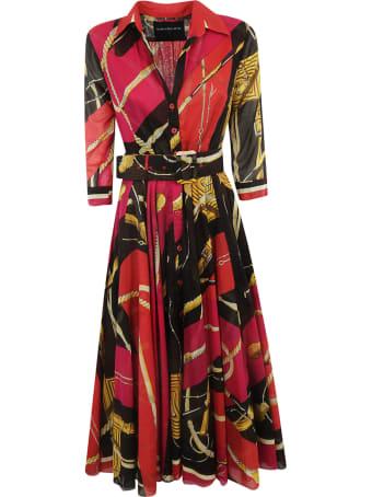 Samantha Sung Printed Dress