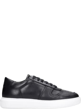National Standard Edition 11 Sneakers In Black Leather