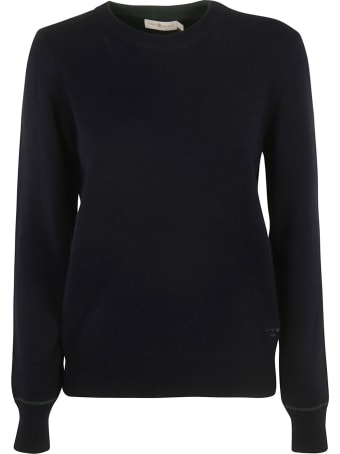 Tory Burch Round Neck Pullover