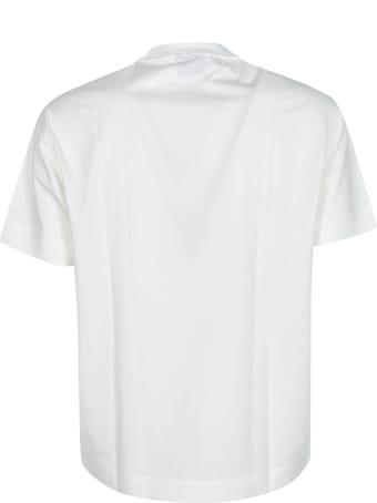 Emporio Armani Logo Printed T-shirt
