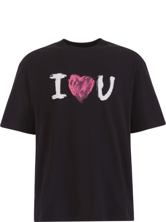 Balenciaga I Love You T-shirt