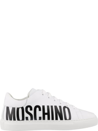 Moschino Low Top Sneakers