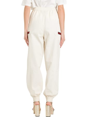 Gucci Cargo Trousers