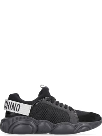 Moschino Teddy Run Low-top Sneakers