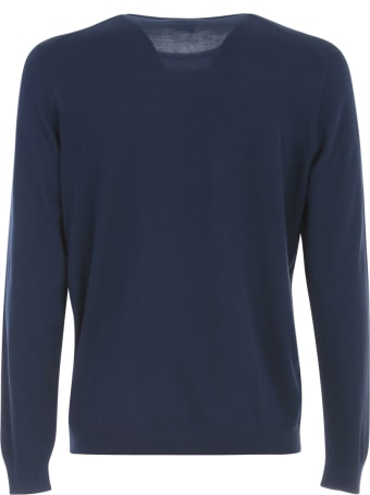Drumohr Cotton Sweater Crew Neck