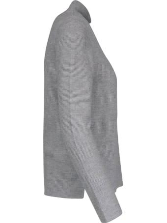 Gran Sasso Bicolor Top-wear