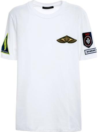 Mr & Mrs Italy Avio-inspired Regular T-shirt For Man
