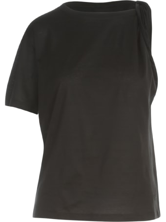 Erika Cavallini Ginevra T-shirt W/knot