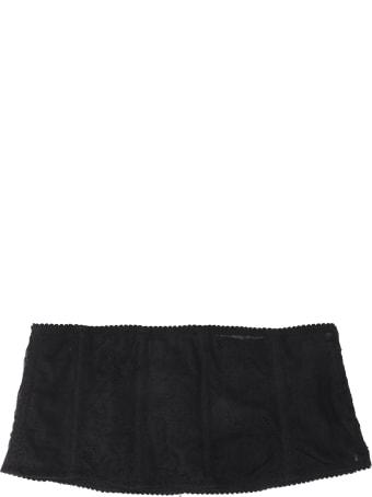Ianua Black Lace Belt