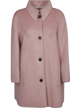 Rochas Single Breasted Coat