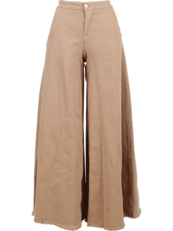 Federica Tosi Cotton Trousers