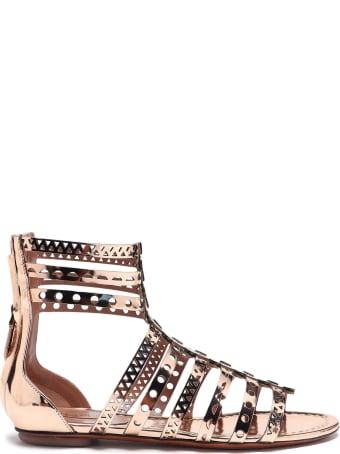 Alaia Flat Sandal