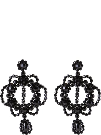 Simone Rocha Embellished Earrings
