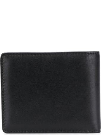Vivienne Westwood Black Leather Wallet