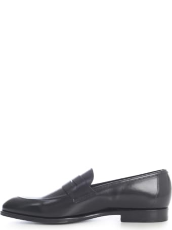 Tagliatore Loafer Leather Shoes