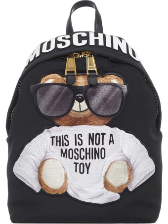 Moschino Micro Teddy Backpack