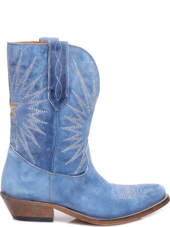 Golden Goose Wish Star Boots