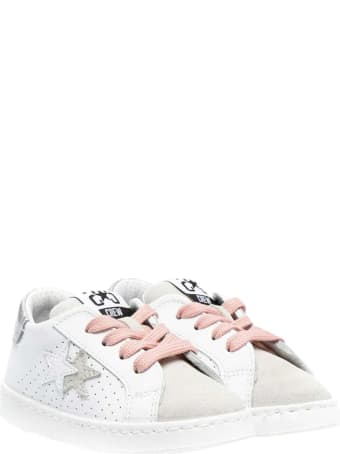 2Star Sneakers With Application